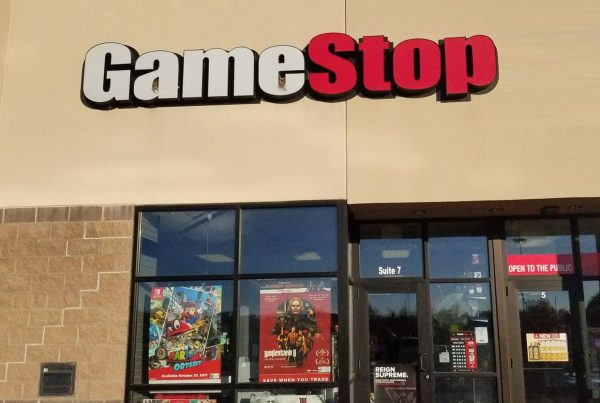 Game Stop Great Falls Marketplace