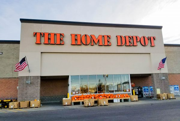 Home Depot Great Falls